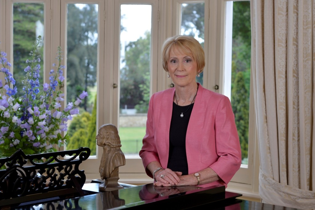 Her Excellency the Honourable Kerry Sanderson AO