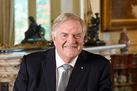 The Honourable Kim Beazley AC