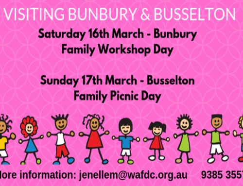 WA Foundation For Deaf Children is visiting Bunbury & Busselton